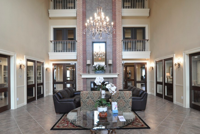 Clubhouse at Listing #229079