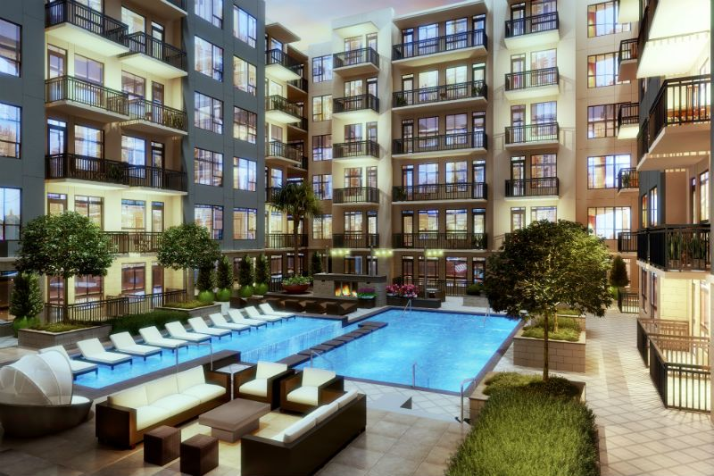 Echo Apartments Austin, TX