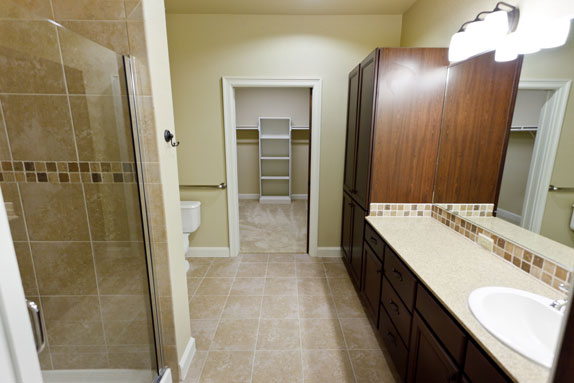 Bathroom at Listing #150541