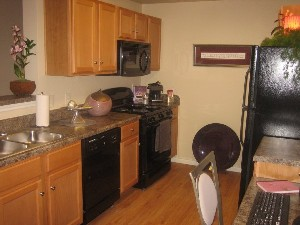 Kitchen at Listing #147041