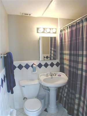 Bathroom at Listing #144250