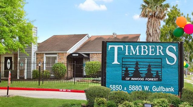 Timbers of Inwood Forest Apartments Houston, TX