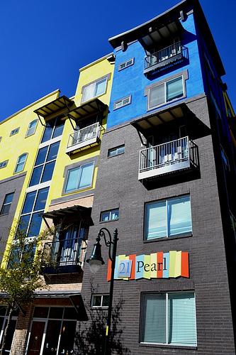 21Pearl Apartments , TX