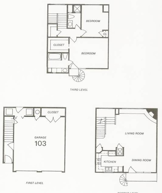 1,618 sq. ft. 104 floor plan