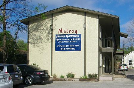 Melroy ApartmentsAustinTX