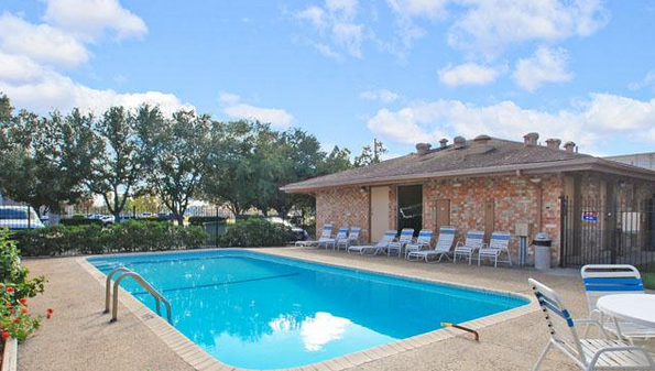 Pool at Listing #217828