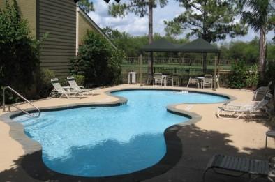 Pool at Listing #139936