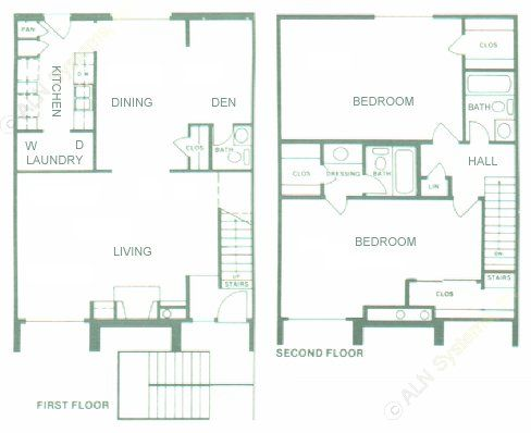 1,568 sq. ft. floor plan