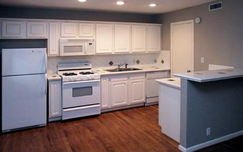 Kitchen at Listing #137742