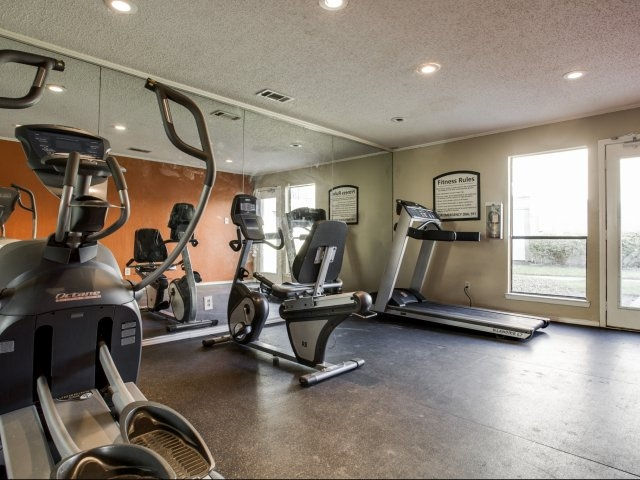 Fitness at Listing #136395