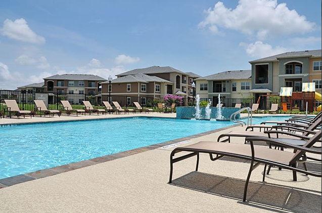 Pool at Listing #236618