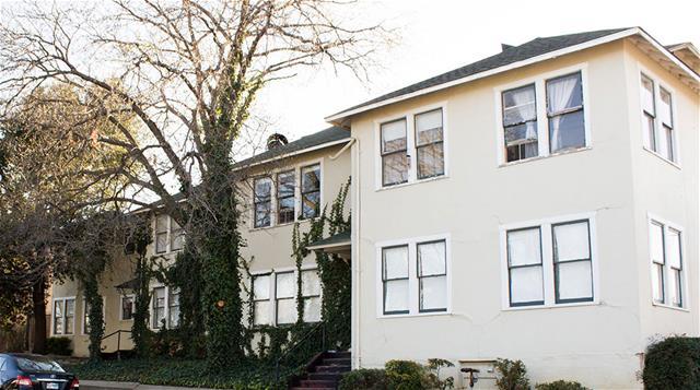 Leuda May Historic Apartments Fort Worth, TX