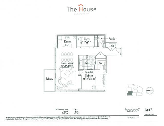 1,549 sq. ft. 7.1 floor plan