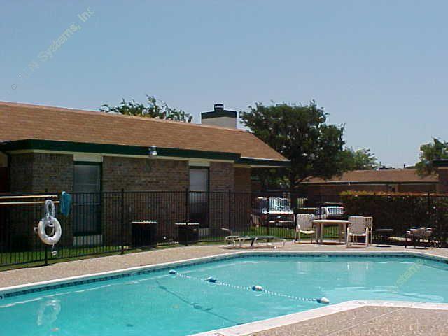 Pool Area 1 at Listing #137525