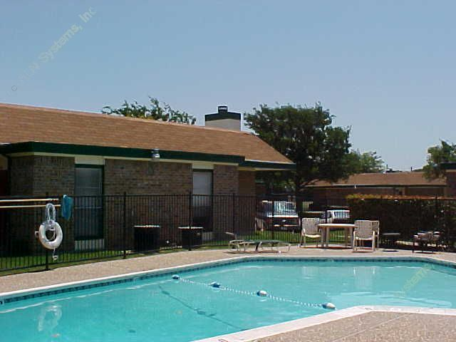 Pool Area 1 at Listing #137525