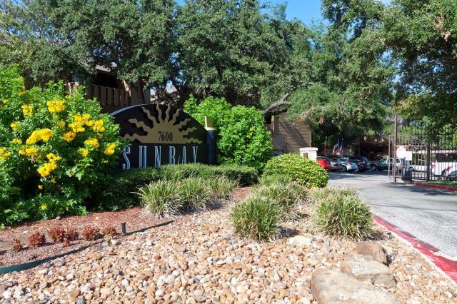 Sunray Apartments San Antonio TX