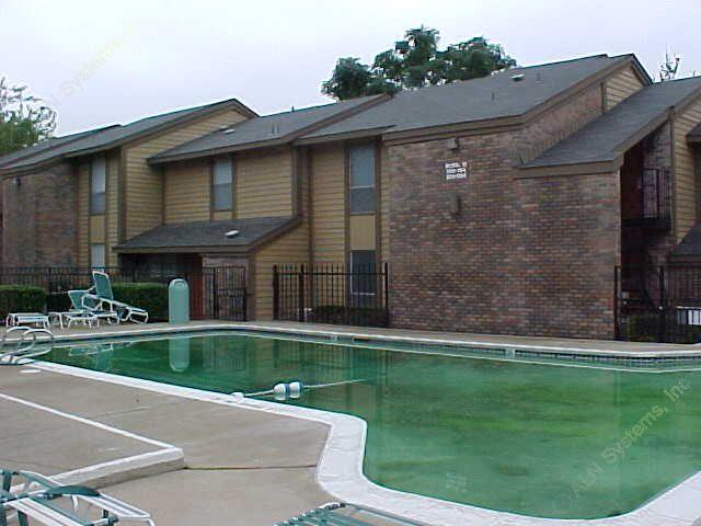 Pool Area at Listing #135761