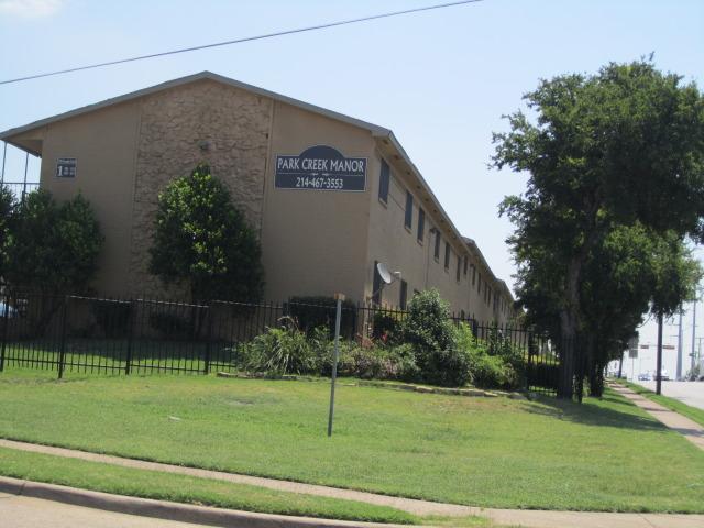 Park Creek Manor Apartments Dallas, TX