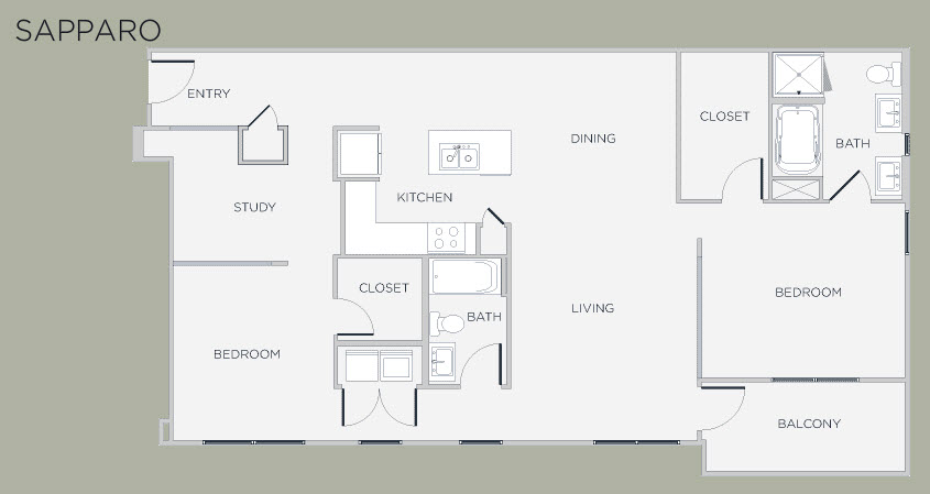 1,362 sq. ft. floor plan