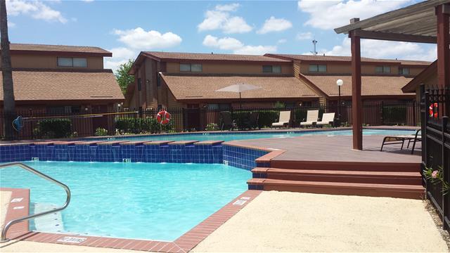 Pool at Listing #138578