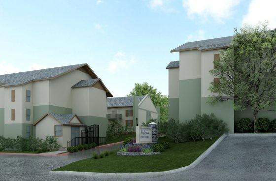 Bluffs at Town Lake Apartments Austin, TX