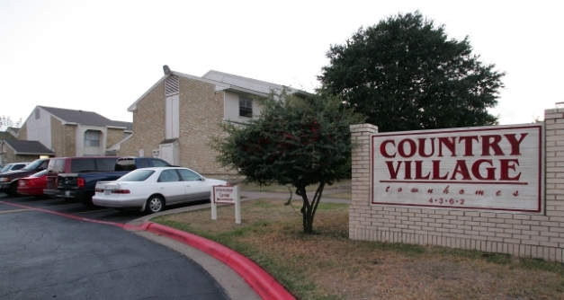 Country Village Townhomes Garland TX