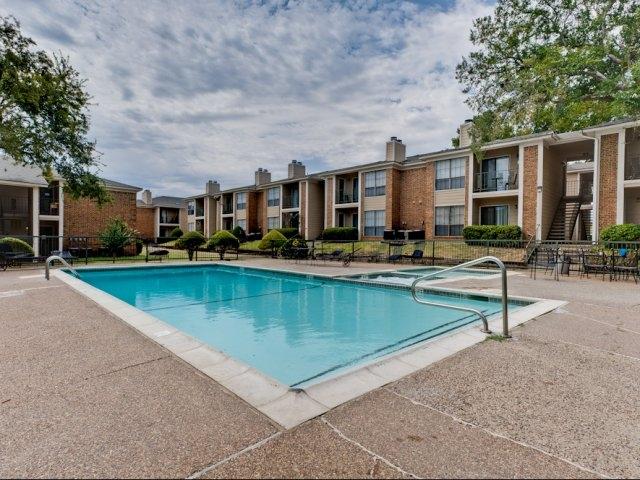 Pool at Listing #144873