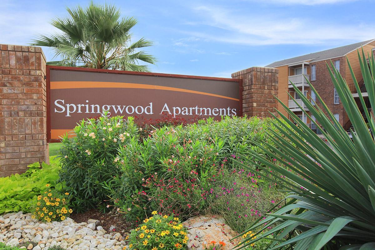 Springwood Apartments San Antonio, TX
