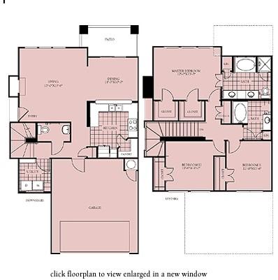 1,637 sq. ft. Melbourne floor plan
