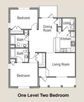 1,134 sq. ft. 50% floor plan