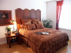 Bedroom at Listing #144047