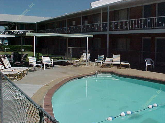 Pool Area at Listing #137429