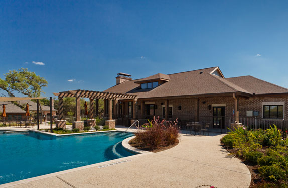 Pool at Listing #150541