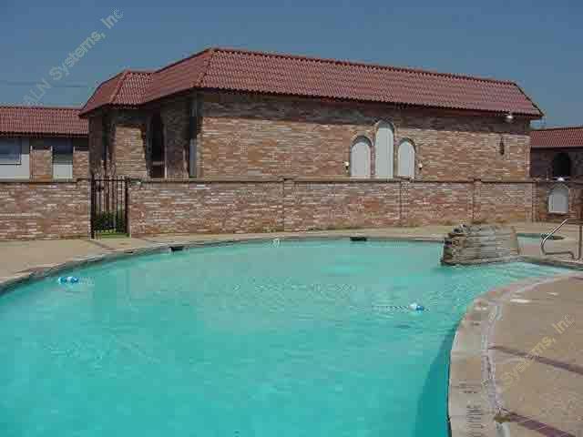 Pool at Listing #137145