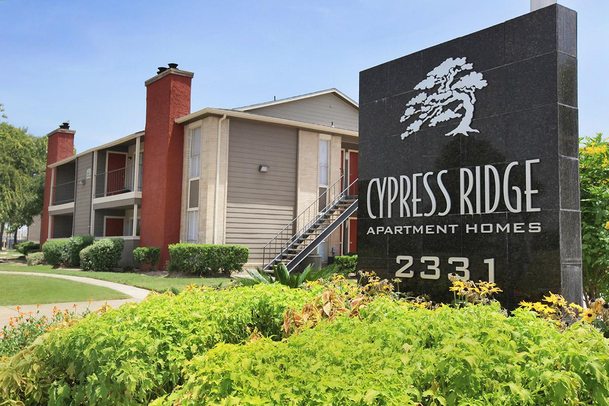 Cypress Ridge Apartments Houston, TX