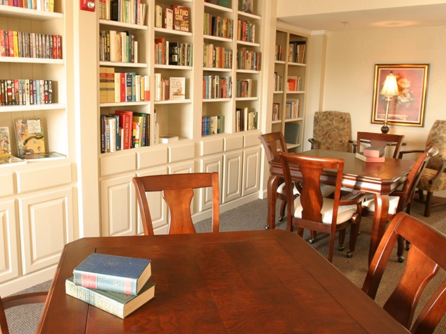 Library at Listing #144570