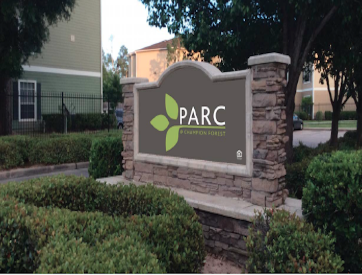 Parc at Champion Forest Apartments Houston, TX