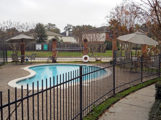 Pool at Listing #266547
