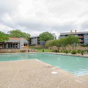 Pool at Listing #136756