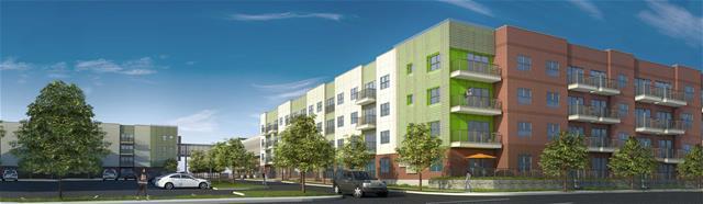 Alta Maple Station Apartments , TX