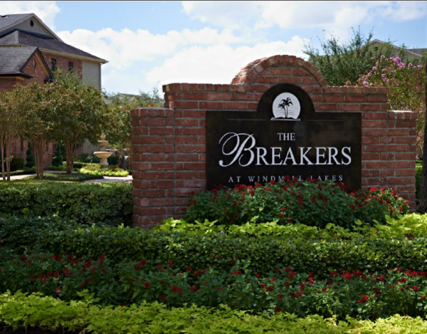 Breakers at Windmill Lakes Apartments Houston, TX