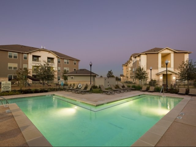 Pool at Listing #150349