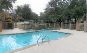 Pool Area at Listing #136193