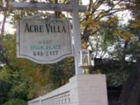Acre Villa Apartments Houston, TX
