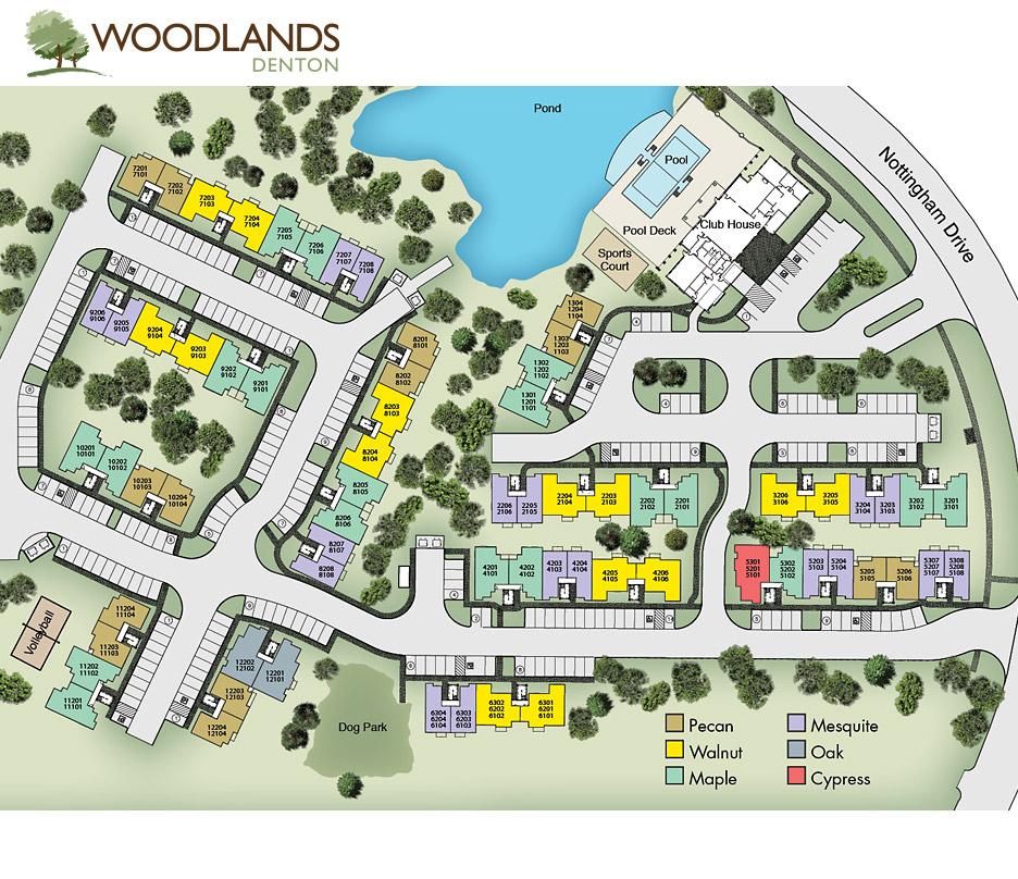 Woodlands Denton I Apartments Denton, TX 76209