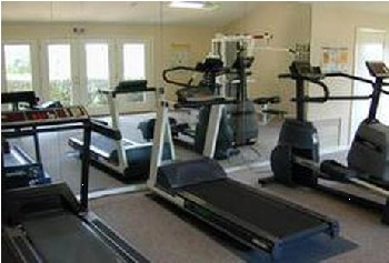 Fitness Center at Listing #140383
