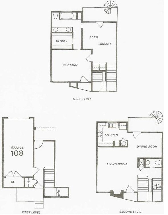 1,417 sq. ft. 103 floor plan