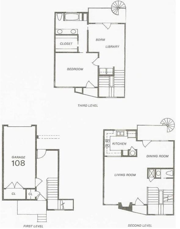 1,417 sq. ft. 103 floor plan