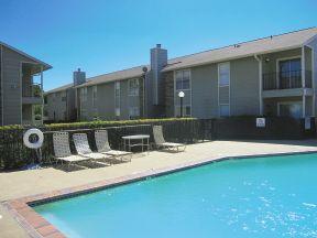 Pool at Listing #136699