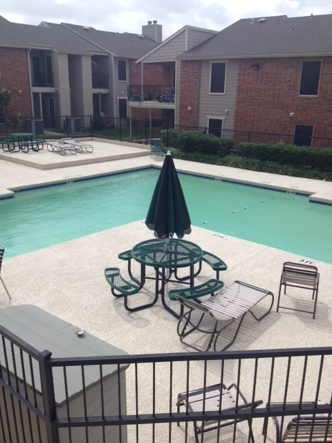 Pool at Listing #136698